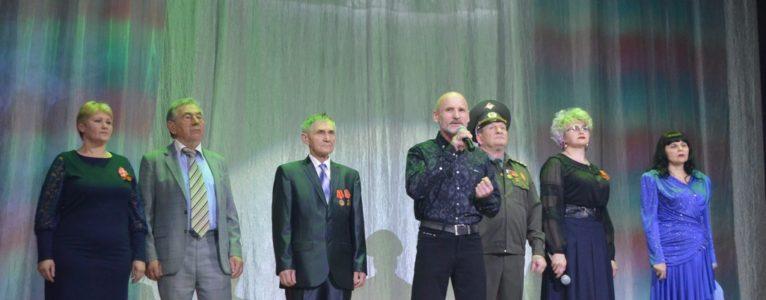 Победители открытого конкурса эстрадной пенсии «Голоса Ахтубинска-2020» выступили на гала-концерте