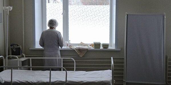 В инфекционном отделении военного госпиталя карантин
