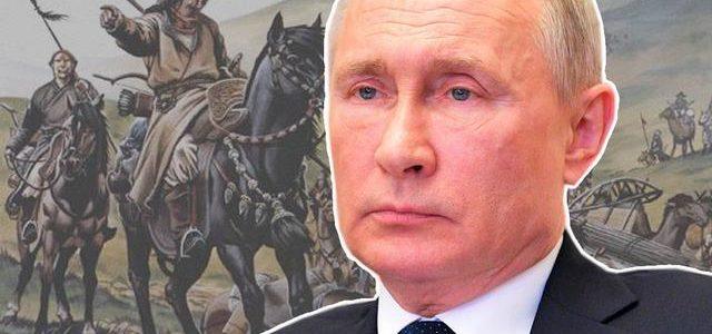 Откуда Президент России взял «половцев и печенегов»