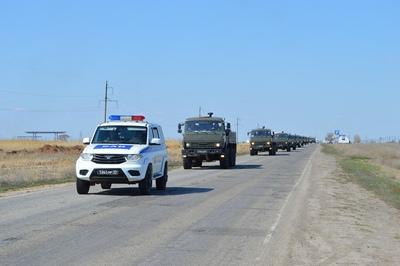 В Ахтубинском районе проведут дезинфекцию с помощью военной техники