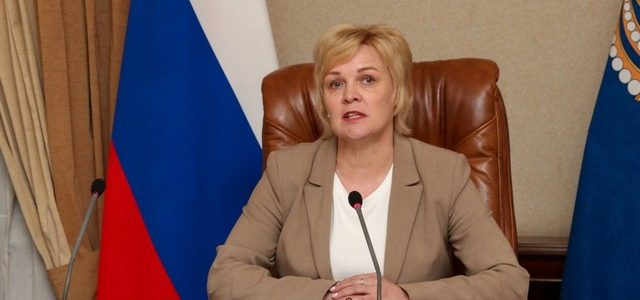 Светлана Смирнова назначена временно исполняющей обязанности министра здравоохранения Астраханской области.