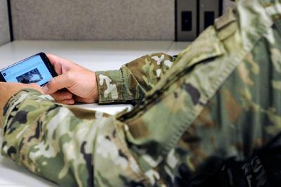 Военным запретили раскрывать в интернете информацию о службе