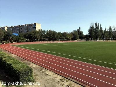 Стадион «Волга» возобновляет свою работу