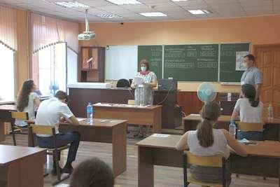 В Ахтубинском районе завершился основной период сдачи ЕГЭ