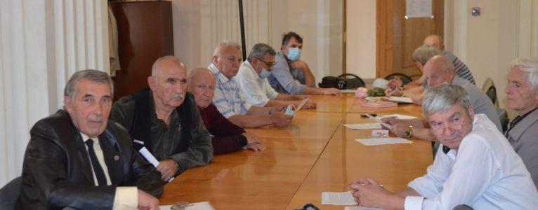 Ветераны Ахтубинского гарнизона намерены продолжить борьбу за свои права