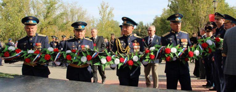 В Ахтубинске прошли мероприятия в честь 100-летия ГЛИЦ МО РФ