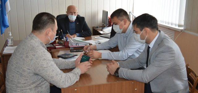 Районный оперативный штаб следит за ситуацией с коронавирусом
