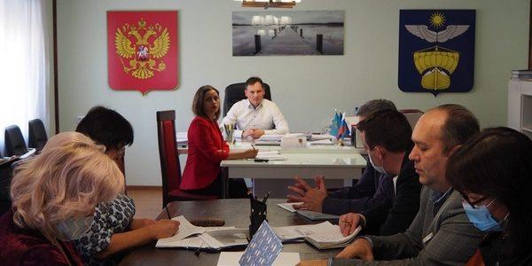 Мэр города провел совещание по вопросу реализации проекта «Народный бюджет»