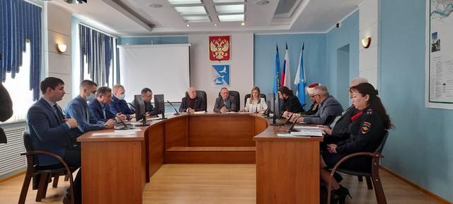 При районной администрации создан этноконфессиональный совет