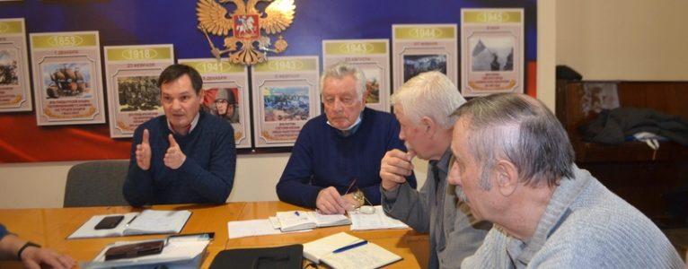 Встречи с ветеранами интересны, у них есть чему поучиться, считает глава города Сергей Заблоцкий