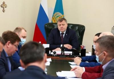 Астраханский губернатор поручил оценить возможный ущерб экологии в Ахтубинске