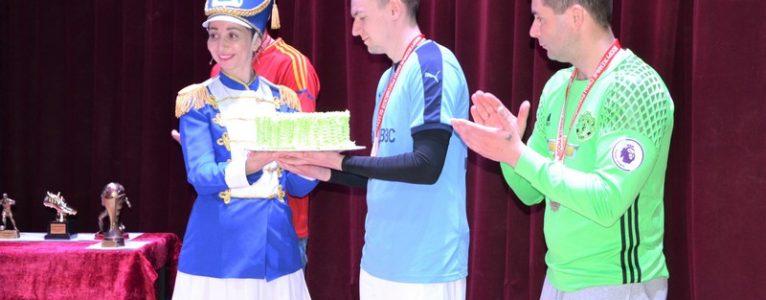 Футболисты из Военно-воздушной академии имени профессора Н.Е. Жуковского стали новыми чемпионами ВКС по мини-футболу