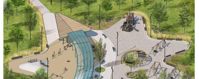 Оцените концепцию благоустройства городского парка культуры и отдыха
