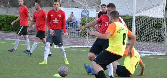 В минувшие выходные завершился первый круг соревнований по футболу 8*8 «ЛигаАхтуба»