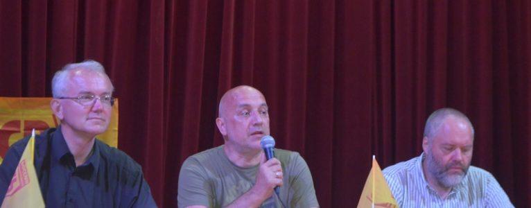 Известный писатель Захар Прилепин встретился с ахтубинцами