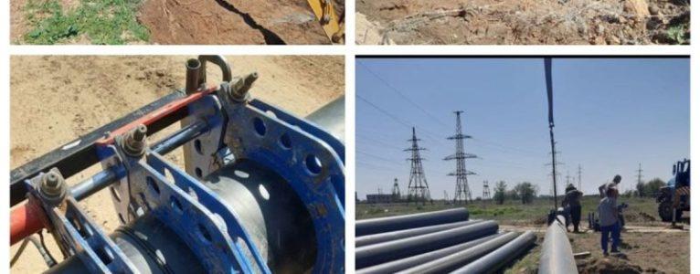 Губернатор Астраханской области Игорь Бабушкин прокомментировал ситуацию с водоснабжением в Ахтубинском районе