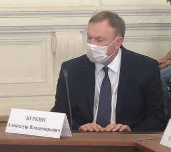 Министром здравоохранения Астраханской области назначен Александр Буркин