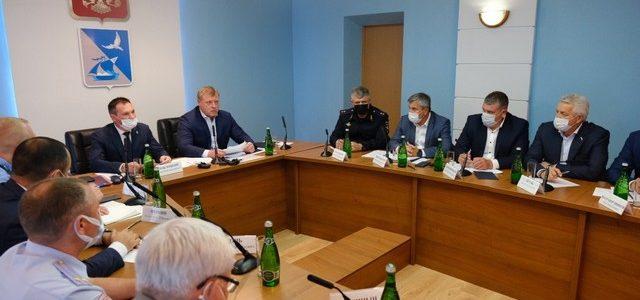 Игорь Бабушкин встретился с жителями Ахтубинского района