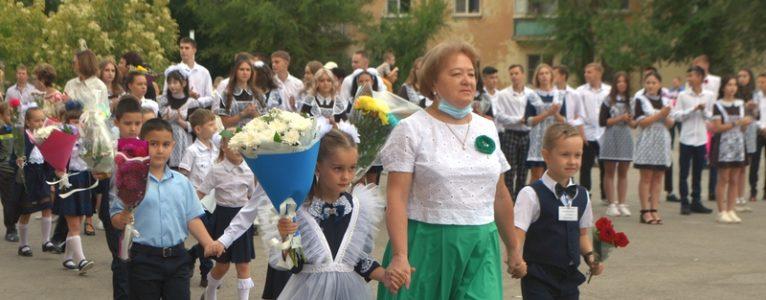 Депутат Государственной Думы РФ поздравил школьников с началом учебного года