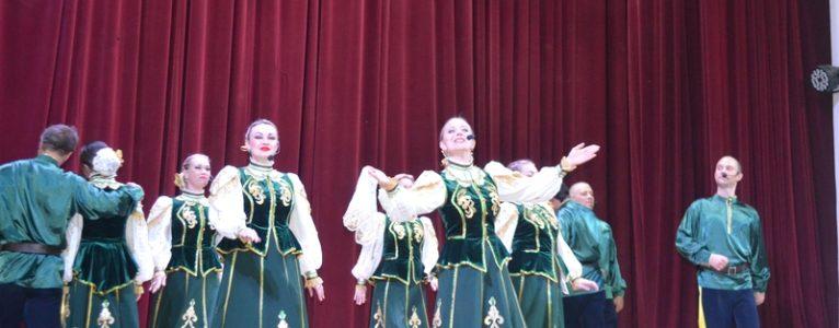 Астраханские артисты в гостях у ахтубинцев