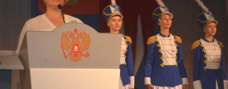 Впервые в новейшей истории Ахтубинского района в должность главы района вступила женщина