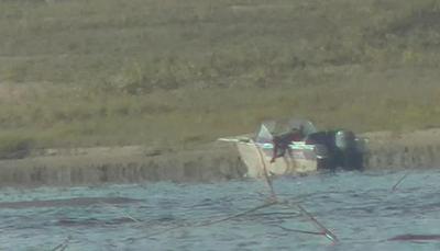 В Ахтубинском районе браконьер ловил рыбу с помощью электротока